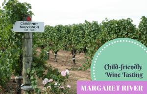 Child-friendly wine tasting Margaret River