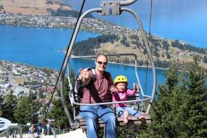 Skyline Gondola and Luge Queenstown