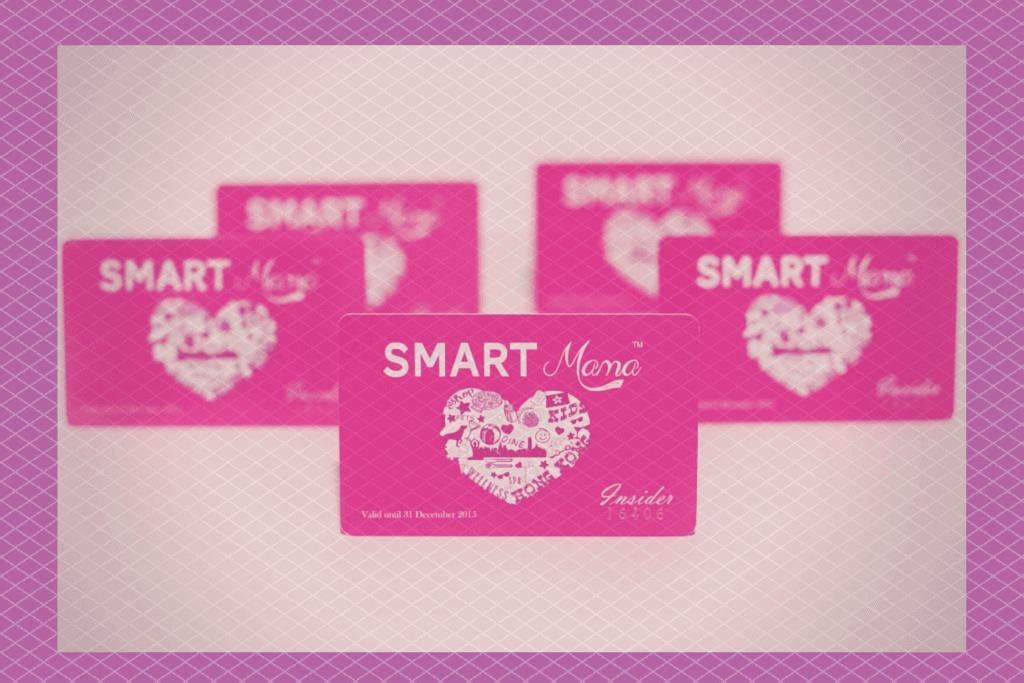 Smart Mama Insider card for Hong Kong discounts