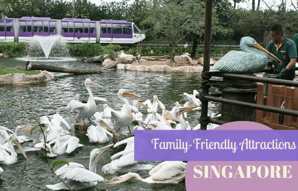 Singapore Family attractions