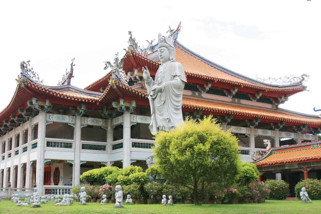 Kong Meng San Phor See monastery Singapore