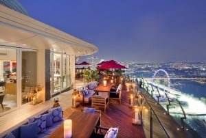 Best Rooftop bars in SIngapore