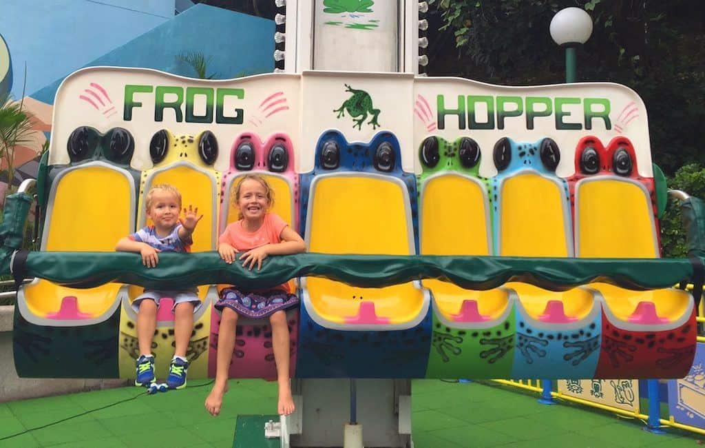 Ocean Park Frog Hopper