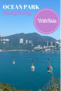 Ocean Park Hong Kong with Kids
