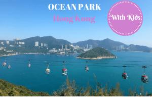 Ocean Park, Hong Kong, with Small Kids