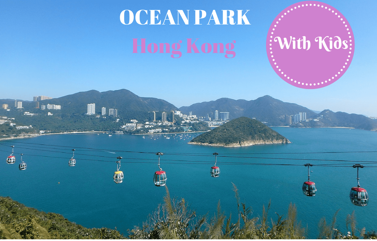 Ocean Park Hong Kong With Small Kids on things to do for earth day