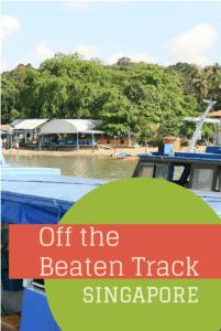 Off the beaten track Singapore