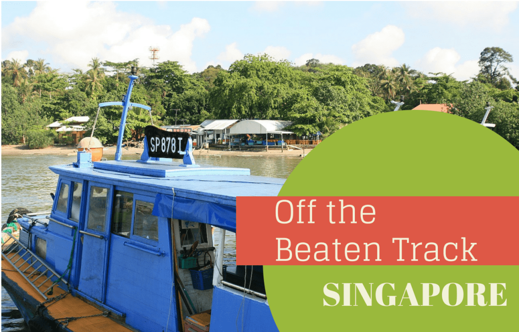 Off the beaten track Singapore
