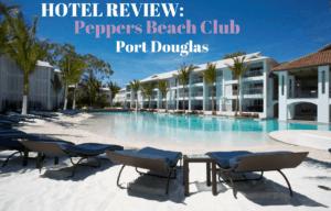 Hotel Review: Peppers Beach Club, Port Douglas