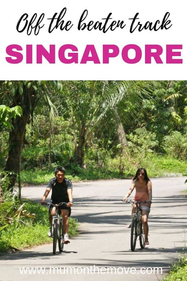 Singapore off the beaten path