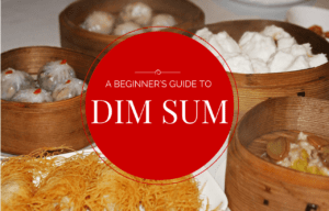 Beginners guide to Dim sum