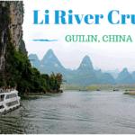 Li River Cruise Guilin China