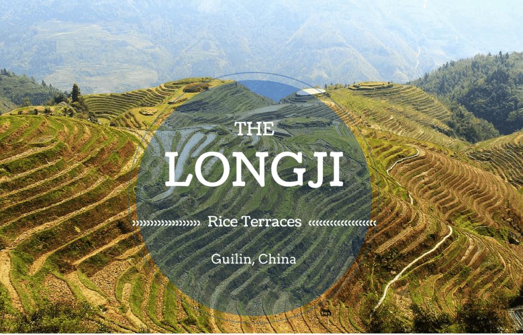 longji rice terraces longsheng guilin china