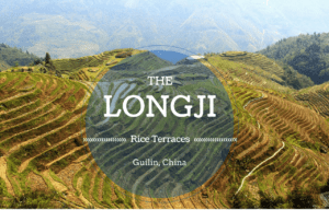 Visiting the Longji Rice Terraces in Guilin, China
