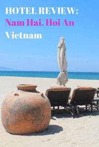 Nam Hai hôtel Hoi An