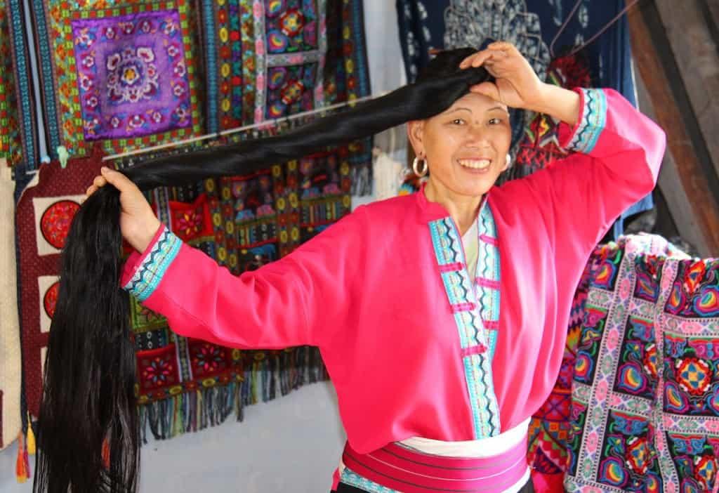 Yao minority Ping'an village
