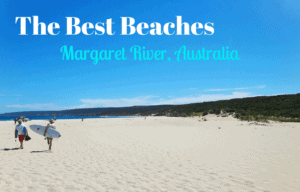 Best beaches in Margaret River Australia