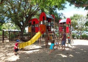 Muddys playground Cairns with kids