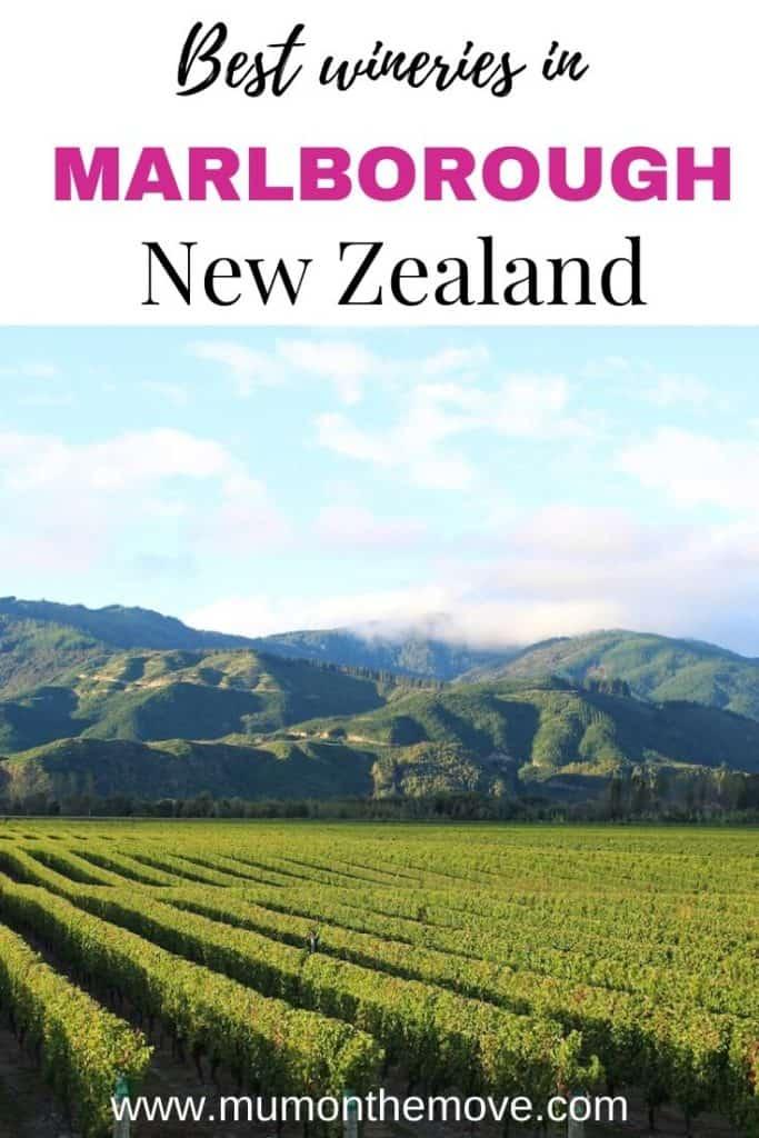 Best wineries Marlborough NZ