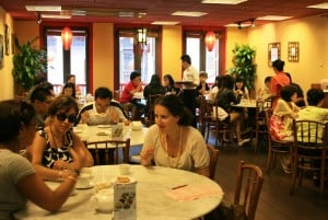 Child-friendly restaurants SIngapore