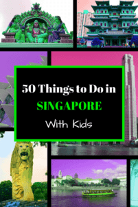 Best things to do in Singapore with kids