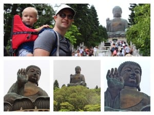 Big Buddha Hong Kong