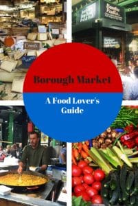 Guide to Borough Market London