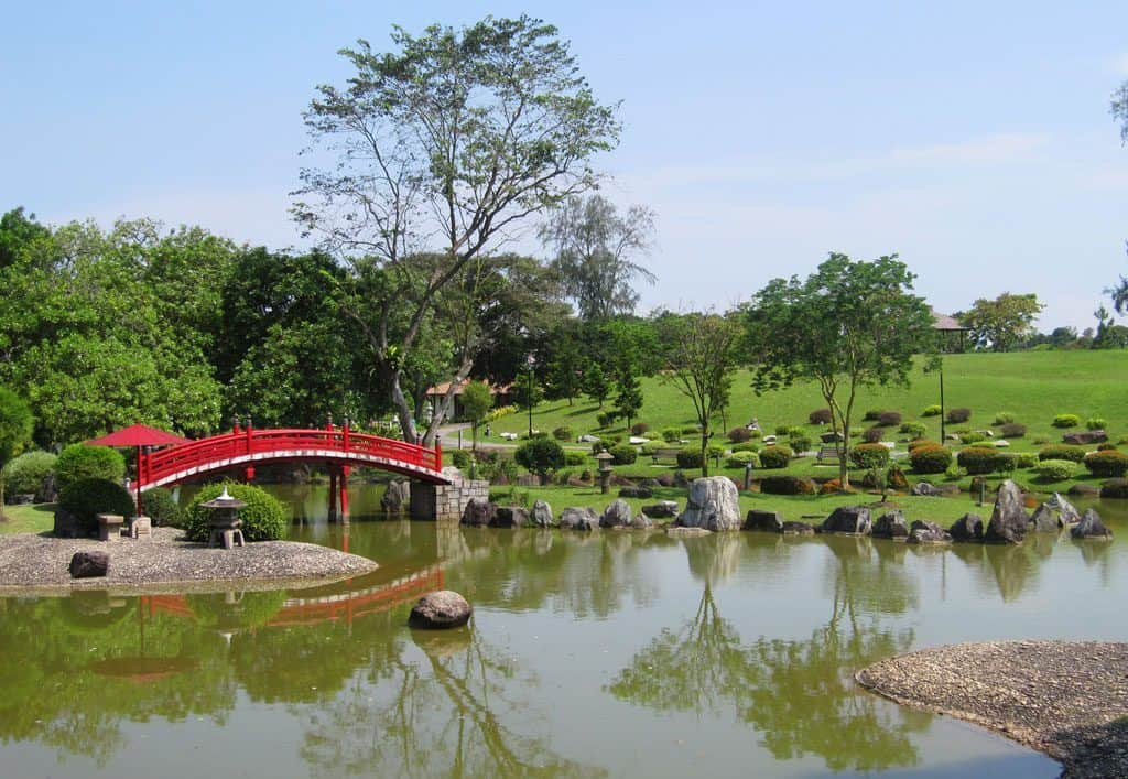 Chinese Garden Singapore with kids