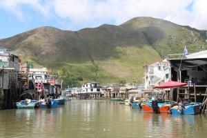 Tai O Fishing Village Hong Kong