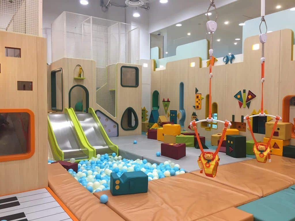 Shangri-La Singapore kids club