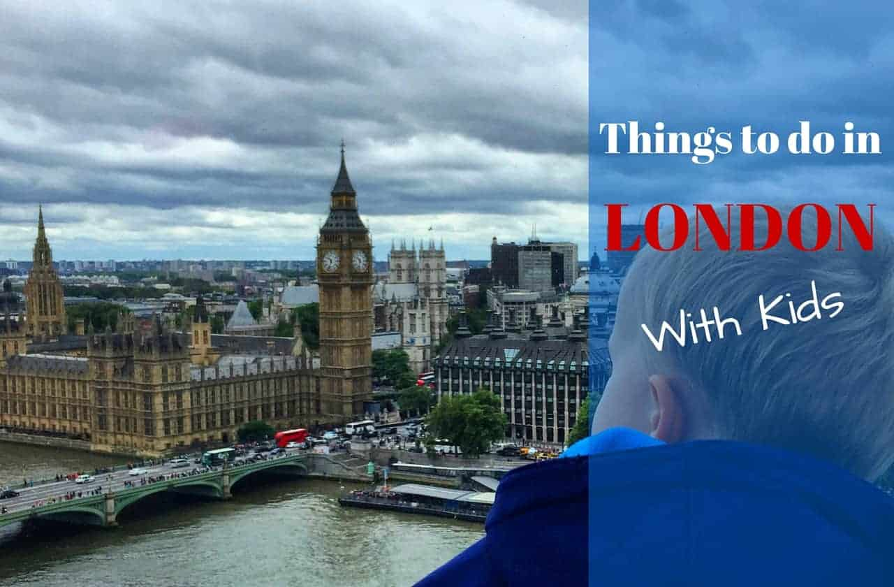 10 fun things to do in london with kids mum on the move for Things to do around times square