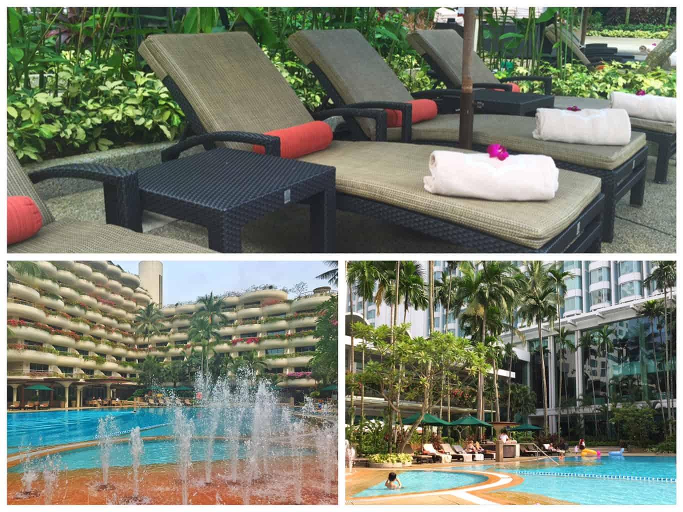 Hotel Review Shangri La Hotel Singapore Mum On The Move