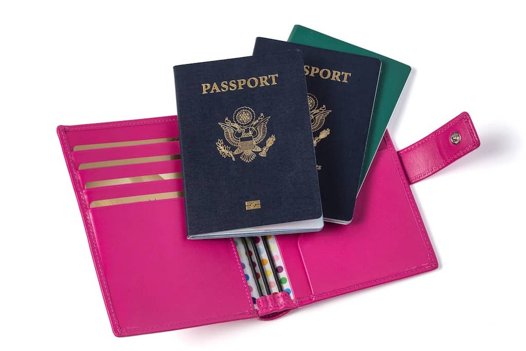 how to get a travel passport for green card holder