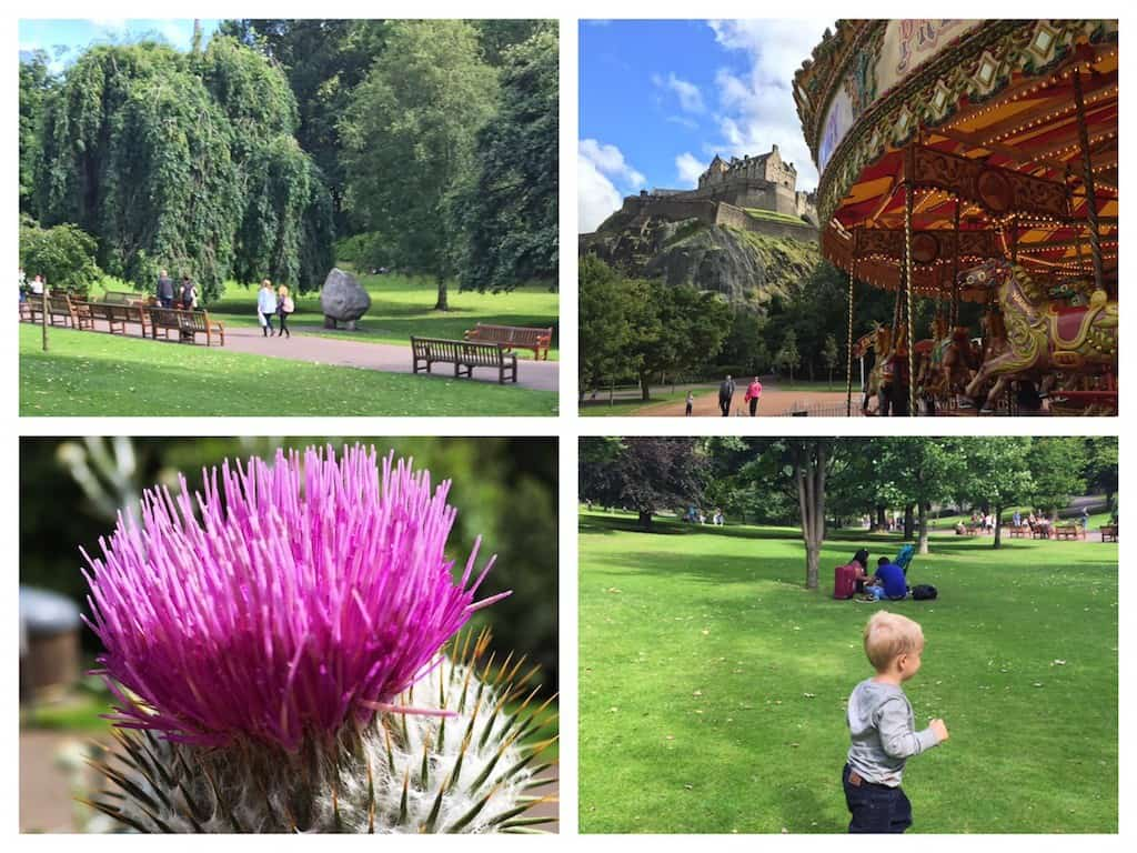 Things to do in Edinburgh with Kids