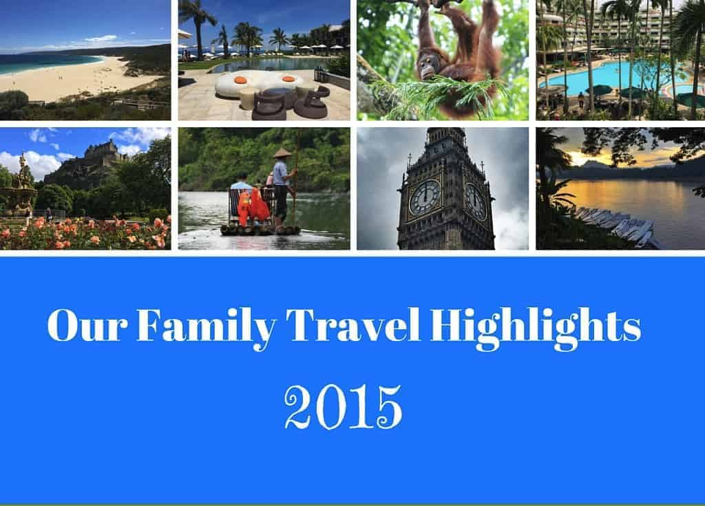 Family Travel with kids