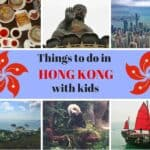 10 Fun Things to do in Hong Kong with Kids