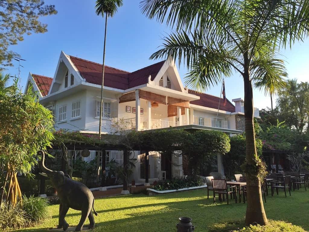Maison souvannaphoum