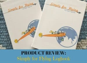 Product Review: Simply for Flying Logbook