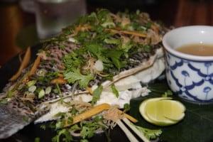 3 Nagas restaurant Luang Prabang
