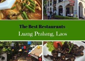 Best Restaurants in Luang Prabang