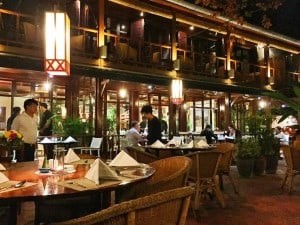 Blue Lagoon Restaurant Luang Prabang