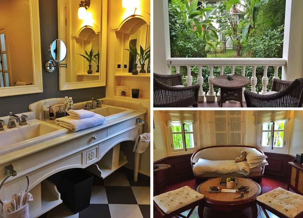 Luang Say Residence Pioneer Suite