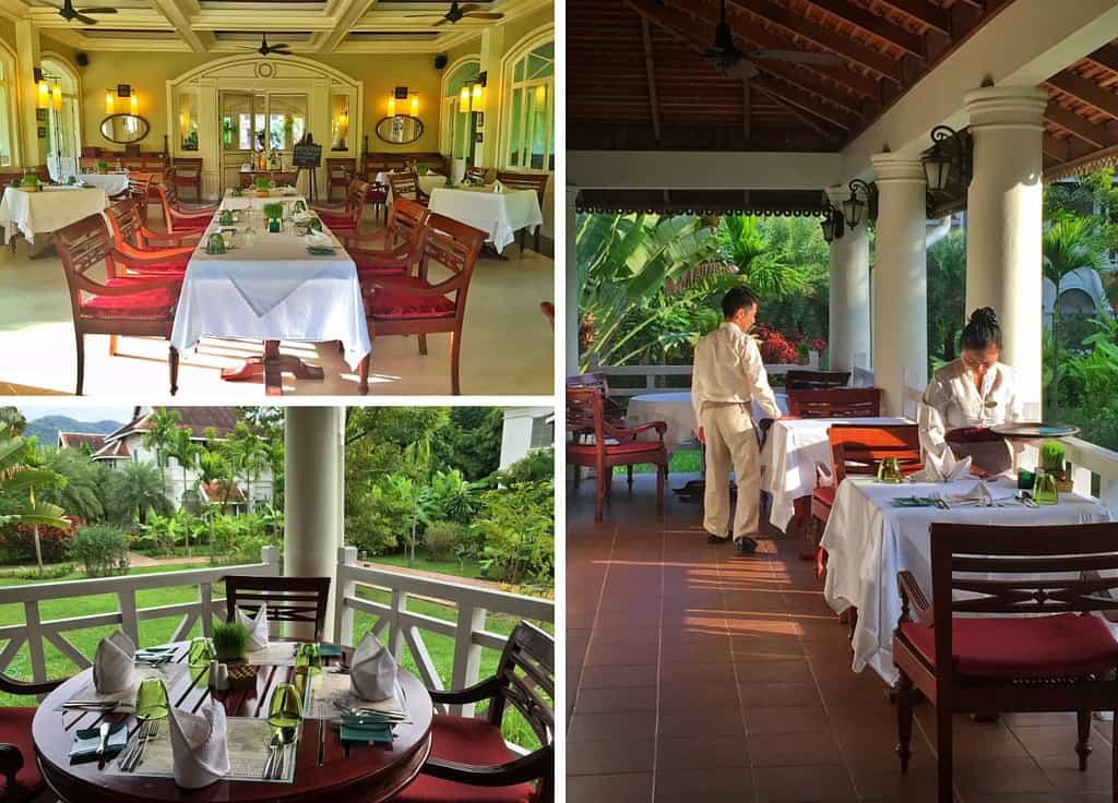 Luang Say Residence Belle Epoque Restaurant