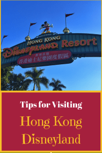 Tips for Visiting Hong Kong Disneyland