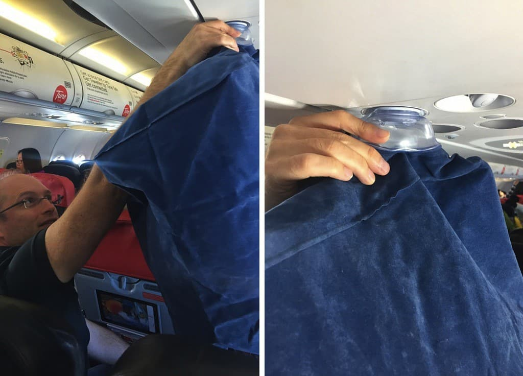 1st Class Kid Travel Pillow