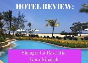 Hotel Review: Shangri-La Rasa Ria, Kota Kinabalu