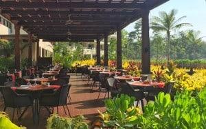 Shangri-La Rasa Ria Oceano Restaurant