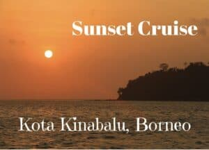 A Sunset Cruise in Kota Kinabalu