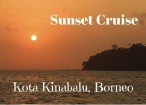 A Sunset Cruise in Kota Kinabalu