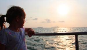 Sunset Cruise borneo